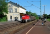 296 052 mit kurzem Güterzug in Bonn-Oberkassel