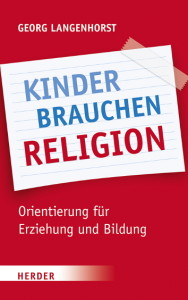 Cover Kinder brauchen Religion